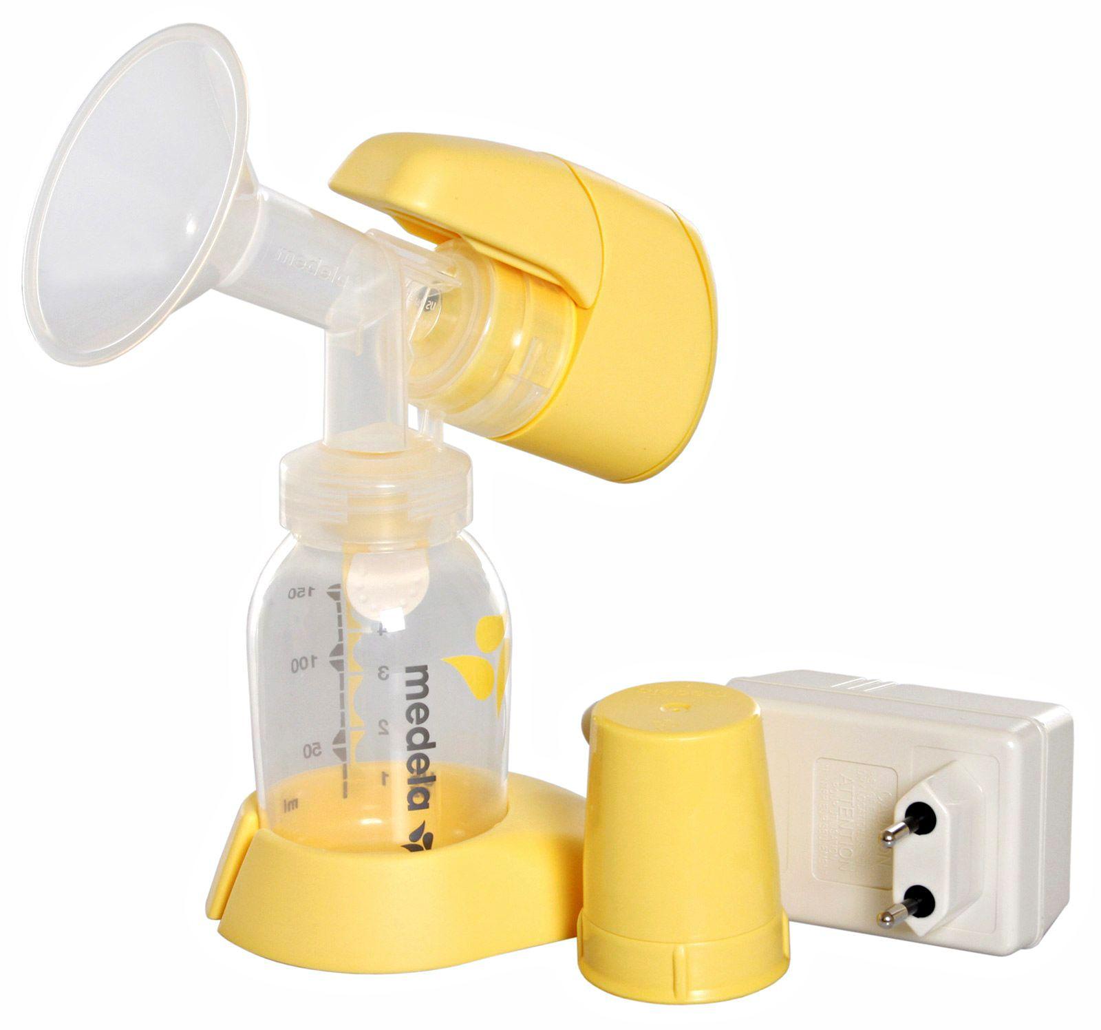 Bomba Tira Leite Materno Mini Eletric Medela
